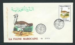 Fdc Maroc Yvert N° 1056 , Obli 1er Jour Meknes 26/10/1988  -   Aoa 19417 - Marruecos (1956-...)