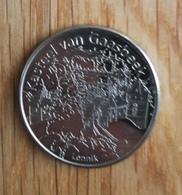 3272 Vz Kasteel Van Gaasbeek Lennik - Kz Belgian Heritage Collectors Coin - België