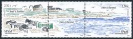 ST-PIERRE ET MIQUELON 2013 - Yv. 1093 Et 1094 Tryptique **   Faciale= 5,00 EUR - Anse à Ravenel  ..Réf.SPM11652 - St.Pierre & Miquelon