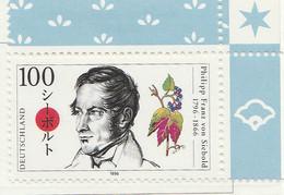 PIA - GER- 1996 : Bicentenario Della Nascita Del Medico Philip Franz Von Siebold  -  (Yv 1674) - Medicina