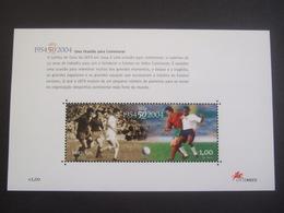 PORTUGAL 2004  50 UERAS UEFA  MNH ** (V13-100) - Eurocopa (UEFA)