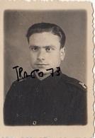GIOVANE FASCISTA /   Foto Formato  4,5 X 6 Cm. - Guerra, Militari