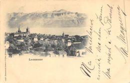 Lausanne - 1899 - VD Vaud