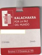 KALACHACKRA 1994 - Identifier, With Clamp . Identificador, Con Pinza - Religión & Esoterismo