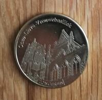 3274 Vz Onze-Lieve-Vrouwebasiliek Tongeren - Kz Belgian Heritage Collectors Coin - België