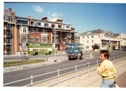 35mm ORIGINAL PHOTO BUS UK DOUBLE DECKER - F179 - Photographs