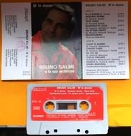 MC MUSICASSETTA BRUNO SALMI W LE DONNE Etichetta SEAT MUSIC STM 122 - Cassette
