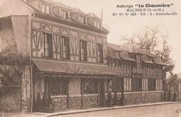 Seine Et Marne : MALNOUE : Auberge - La Chaumière - Other Municipalities