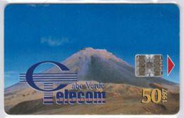 Cabo Verde Telecom- 50 De 1997 - Voir Scans - Cap Vert