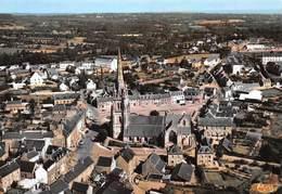 BOURBRIAC - Vue Générale Aérienne - Eglise - France