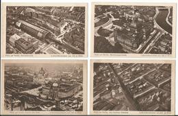 Allemagne, Blick Auf Berlin, Fliegeraufnahme (249-50-51-54) - Germany