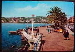 RAPALLO (Genova) - Passeggiata A Mare -  Vg L2 - Altre Città
