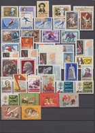 Russia, USSR SOLOVIEV #2645-46, 2654-2803 FULL 1962 YEAR SET MNH OG - Años Completos