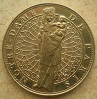 1 Médaille Arthus Bertrand ? CATHEDRALE NOTRE DAME DE PARIS 2005 - Arthus Bertrand