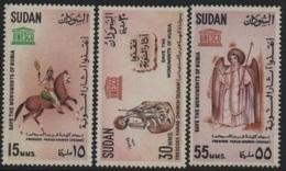 Sudan/Soudan - 1964 Save Monuments Of Nubia-Sauvegarde Monuments Nubie (UNESCO)  ** - Sudan (1954-...)