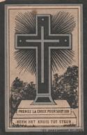 Bornhem 1852-antwerpen 1889-isabella De Keersmaecker - Images Religieuses