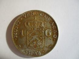 Curacao: 1 Gulden 1944 - Curacao