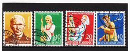 YZO844 DEUTSCHLAND - BRD 1958 Michl 297/00 Gestempelt SIEHE ABBILDUNG - Gebraucht