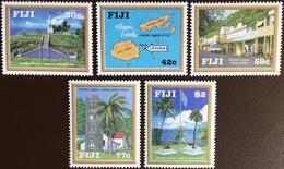 Fiji 1992 Historic Levuka MNH - Fiji (1970-...)