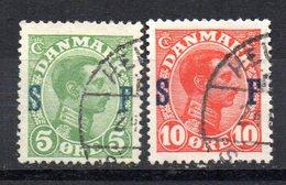 Serie  Nº Service 20/1  Dinamarca - Service