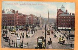 Dublin Ireland 1905 Postcard - Dublin
