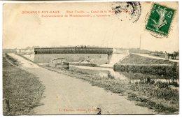 CPA - Carte Postale - France - Demange Aux Eaux - Pont Treillis (I9799) - France