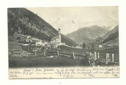 AK Schnals - RS Postablage - Um 1900 - Ohne Zuordnung