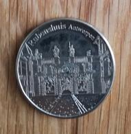3281 Vz Rubenshuis Antwerpen - Kz Belgian Heritage Collectors Coin - België