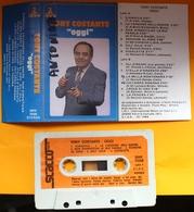 MC MUSICASSETTA TONY COSTANTE  - OGGI Etichetta SCACCO MATTO SMK 7098 - Cassette