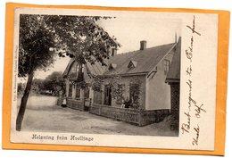 Vellinge Sweden 1900 Postcard Mailed - Zweden