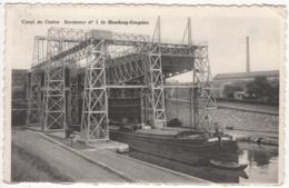 CP-JEN: Houdeng-Goegnies - Canal Du Centre Ascenseur N°1. - La Louviere