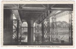 CP-JEN: Houdeng-Goegnies - Canal Du Centre Ascenseur N°1. Sas Et Piston. - La Louviere