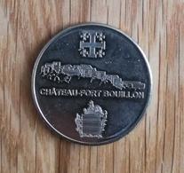 3283 Vz Chateau-Fort Bouillon - Kz Belgian Heritage Collectors Coin - Belgique