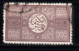 Hedschas, Hidjaz: 1917 Mi Nr 8 - Saoedi-Arabië