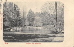 Spa - Source De Barisart - Spa