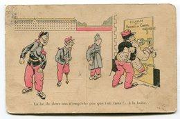 CPA  Illustrateur : Xavier  SAGER   Humour Militaire     VOIR DESCRIPTIF  §§§§ - Sager, Xavier