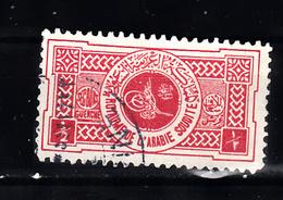 Saoedi-Arabie , Zwangszuschlagsmark, 1934 Mi Nr 1 - Saoedi-Arabië