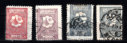 Saoedi-Arabie , Nedschd 1926 Mi Nr 70 + 72 + 73 - Saoedi-Arabië