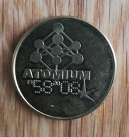 3287 Vz Atomium 1958-2008 - Kz Belgian Heritage Collectors Coin - België