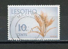 LESOTHO - CEREALE - N° Yvert 369 Obli. - Lesotho (1966-...)