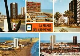 La Manga Del Mar Menor MURCIA  Divers Aspectos 25 (scan Recto-verso)MA1934Ter - Murcia