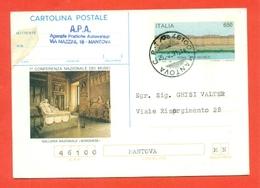 INTERI POSTALI- C 219 - 6. 1946-.. Republik
