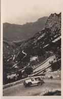 Carretera De Soller Con Un Carro Viejo - Palma De Mallorca