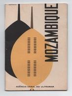 AFRICA MOZAMBIQUE MOÇAMBIQUE BOOK Mini Size 11,5 Cm X 16 Cm 28 Pag.year 1964 Lots Of Images Lions Hunter Airplanes Etc.. - Mozambique