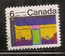 CANADA OBLITERE - 1952-.... Règne D'Elizabeth II