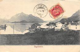 Digermulen - Norvège