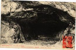 CPA Environs De Laignfs - BALCOT - Grotte De La Baume (197252) - France