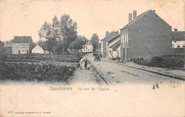 La Rue De L'Eglise Ganshoren - Ganshoren