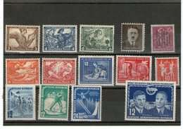 Lot Alte Marken Deutschland Mit Falz - Lots & Kiloware (mixtures) - Max. 999 Stamps