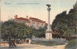 Rawitsch  - Lehrer-Seminar Und Krieger-Denkmal - Pologne
